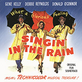 Nacio Herb Brown Make 'Em Laugh (from Singin' In The Rain) Sheet Music and PDF music score - SKU 116981