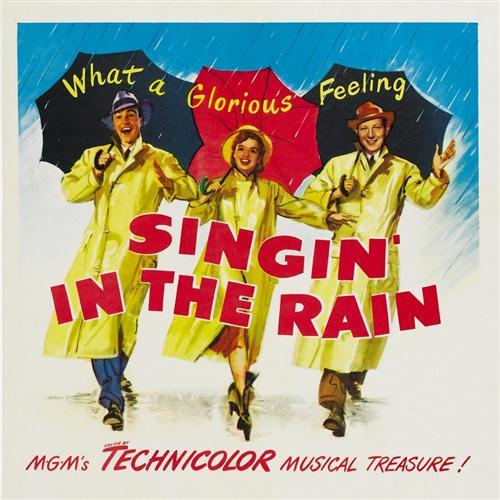 Nacio Herb Brown, Singin' In The Rain, Piano & Vocal
