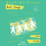 Nancy and Randall Faber Flight of the Bumblebee Sheet Music and PDF music score - SKU 327548