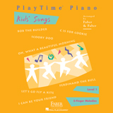 Nancy and Randall Faber Let's Go Fly A Kite Sheet Music and PDF music score - SKU 327558