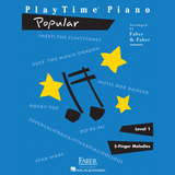 Nancy and Randall Faber Puff, the Magic Dragon Sheet Music and PDF music score - SKU 327546