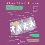 Nancy and Randall Faber Tomorrow Sheet Music and PDF music score - SKU 327551