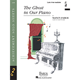 Nancy Faber The Ghost in Our Piano Sheet Music and PDF music score - SKU 356964