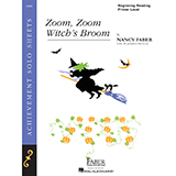 Nancy Faber Zoom, Zoom, Witch's Broom Sheet Music and PDF music score - SKU 356972