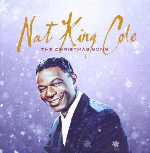 Nat King Cole, Caroling, Caroling, Piano (Big Notes)