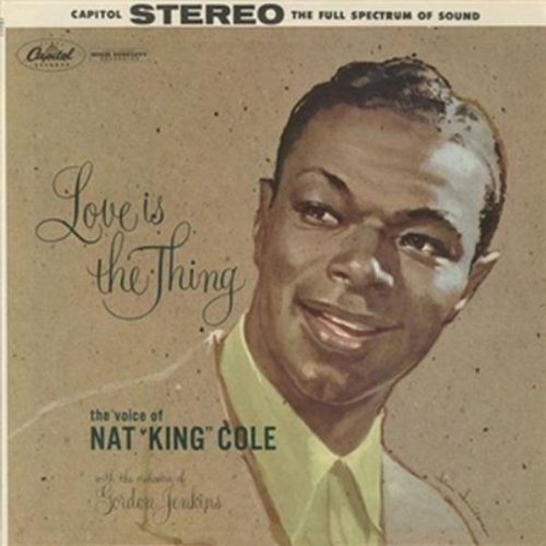 Nat King Cole, When I Fall In Love, Piano