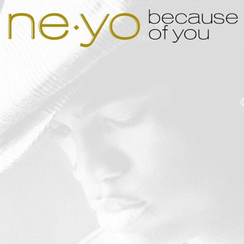 Ne-Yo, Because Of You, Piano, Vocal & Guitar (Right-Hand Melody)