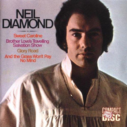 Neil Diamond, Sweet Caroline, Lyrics & Chords