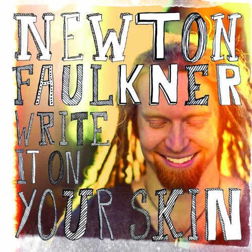 Newton Faulkner, Clouds, Piano, Vocal & Guitar (Right-Hand Melody)