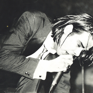 Nick Cave, The Mercy Seat, Piano, Vocal & Guitar