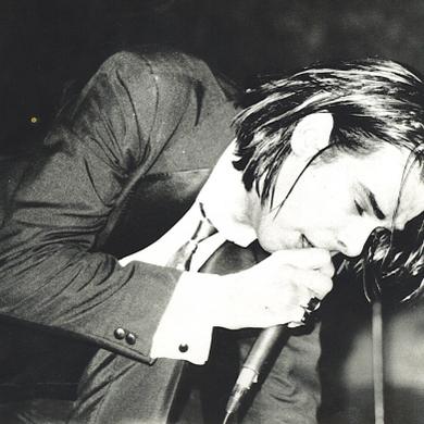 Nick Cave, Tupelo, Piano, Vocal & Guitar
