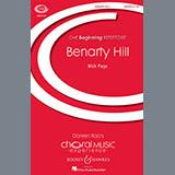 Nick Page Benarty Hill Sheet Music and PDF music score - SKU 86841