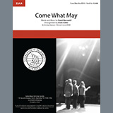 Nicole Kidman & Ewan McGregor Come What May (from Moulin Rouge) (arr. Kevin Keller) Sheet Music and PDF music score - SKU 435386
