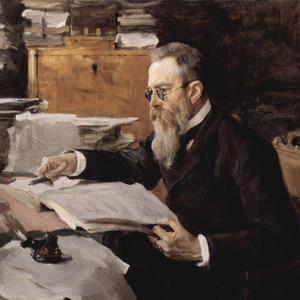 Nikolai Rimsky-Korsakov Sheherazade Sheet Music and PDF music score - SKU 106668