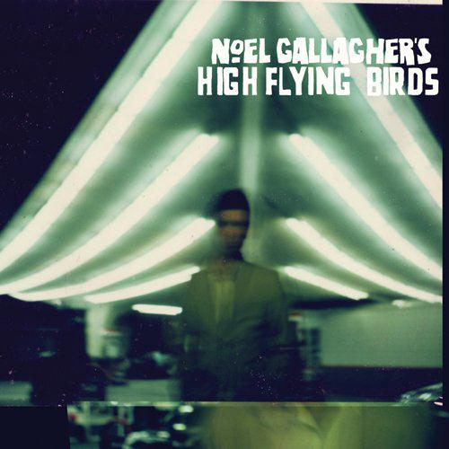 Noel Gallagher's High Flying Birds, The Dying Of The Light, Guitar Tab