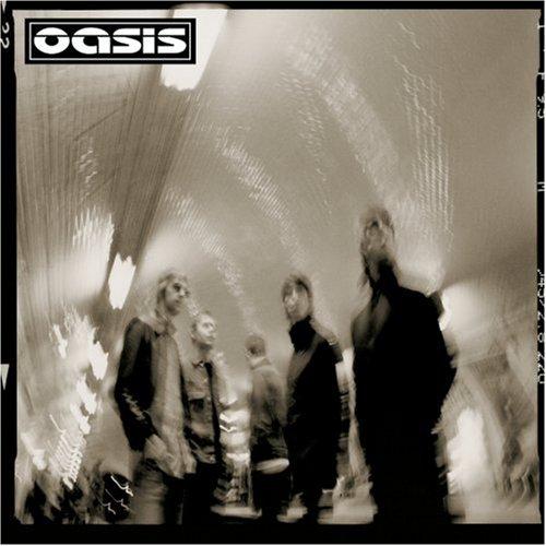 Oasis, Better Man, Piano, Vocal & Guitar