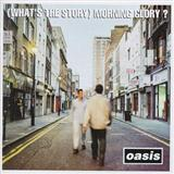 Oasis Don't Look Back In Anger Sheet Music and PDF music score - SKU 39300