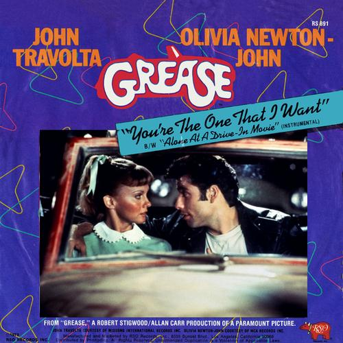 Olivia Newton-John and John Travolta You're The One That I Want (from Grease) profile image