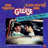 Olivia Newton-John and John Travolta You're The One That I Want (from Grease) Sheet Music and PDF music score - SKU 44189