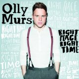 Olly Murs Right Place Right Time Sheet Music and PDF music score - SKU 118195
