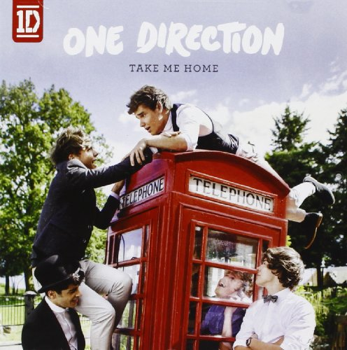 One Direction, Live While We're Young, Piano, Vocal & Guitar (Right-Hand Melody)
