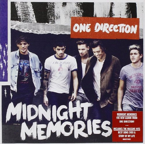 One Direction, Through The Dark, Beginner Piano