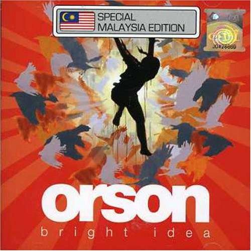 Orson, No Tomorrow, Piano, Vocal & Guitar