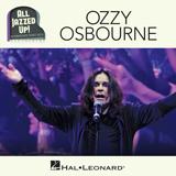 Ozzy Osbourne No More Tears [Jazz version] Sheet Music and PDF music score - SKU 165442