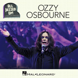 Ozzy Osbourne Over The Mountain [Jazz version] Sheet Music and PDF music score - SKU 165456