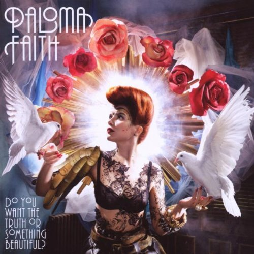 Paloma Faith, Romance Is Dead, Piano, Vocal & Guitar (Right-Hand Melody)
