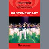 Panic! At The Disco High Hopes (arr. Matt Conaway) - Conductor Score (Full Score) Sheet Music and PDF music score - SKU 410725