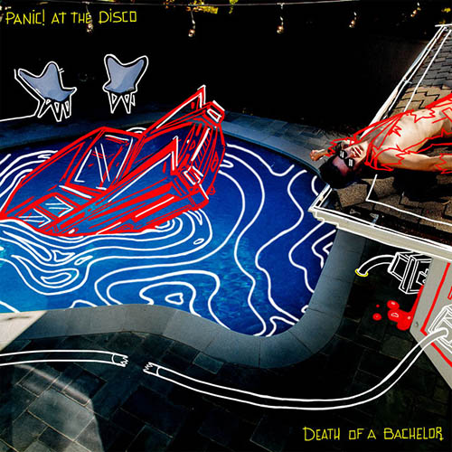Panic! At The Disco, Impossible Year, Piano, Vocal & Guitar (Right-Hand Melody)