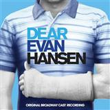 Pasek & Paul Disappear (from Dear Evan Hansen) Sheet Music and PDF music score - SKU 252971