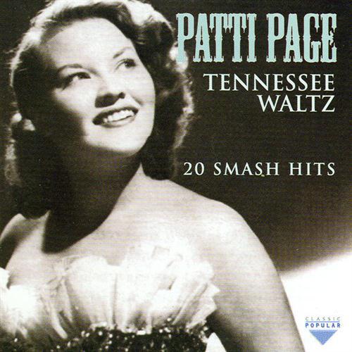 Patti Page, Tennessee Waltz, Lyrics & Chords