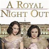 Paul Englishby Café In Paris (from 'A Royal Night Out') Sheet Music and PDF music score - SKU 121444