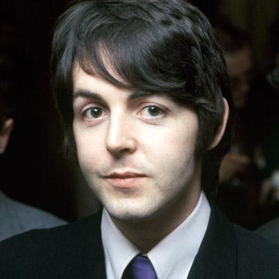 Paul McCartney, Tomorrow, Piano, Vocal & Guitar