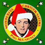 Paul McCartney Wonderful Christmastime Sheet Music and PDF music score - SKU 160413