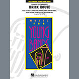 Paul Murtha Brick House - Conductor Score (Full Score) Sheet Music and PDF music score - SKU 324857