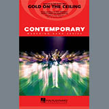 Paul Murtha Gold On The Ceiling - Multiple Bass Drums Sheet Music and PDF music score - SKU 312620