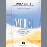 Paul Murtha Polka Party - Pt.4 - Bb Tenor Sax/Bar. T.C. Sheet Music and PDF music score - SKU 320592