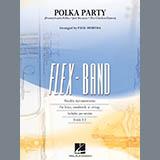 Paul Murtha Polka Party - Pt.5 - Eb Baritone Saxophone Sheet Music and PDF music score - SKU 320600