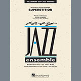 Paul Murtha Superstition - Baritone Sax Sheet Music and PDF music score - SKU 273025