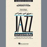 Paul Murtha Superstition - Trumpet 1 Sheet Music and PDF music score - SKU 273026
