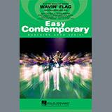 Paul Murtha Wavin' Flag - Snare Drum Sheet Music and PDF music score - SKU 339281