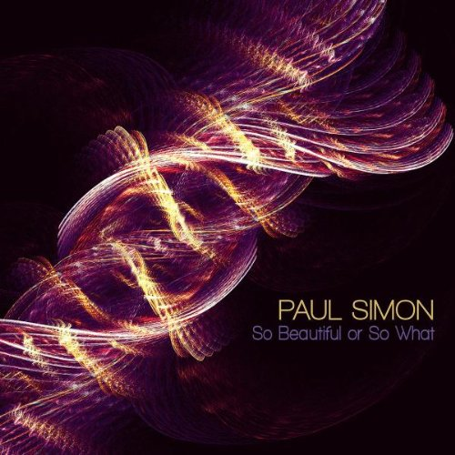 Paul Simon, Dazzling Blue, Piano, Vocal & Guitar (Right-Hand Melody)
