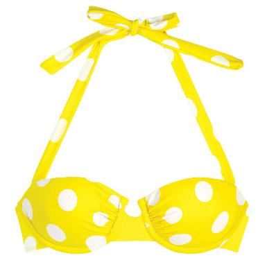 Paul Vance Itsy Bitsy Teenie Weenie Yellow Polka Dot Bikini Sheet Music and PDF music score - SKU 105004