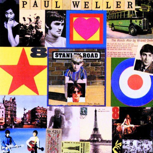 Paul Weller Pink On White Walls profile image