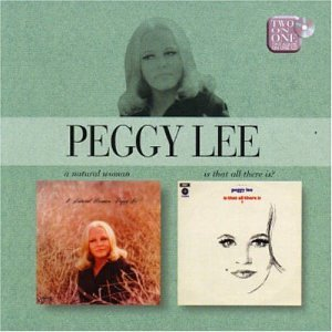 Peggy Lee, I'm A Woman, Piano, Vocal & Guitar (Right-Hand Melody)