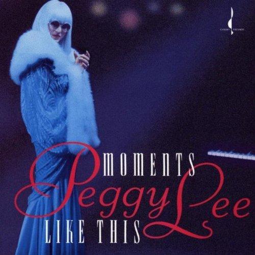 Peggy Lee I'm In Love Again profile image