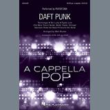 Pentatonix Daft Punk (Choral Medley) (arr. Mark Brymer) Sheet Music and PDF music score - SKU 453283